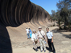 Small Wave Rock