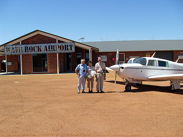 Wave Rock airport