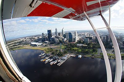 Perth air ads